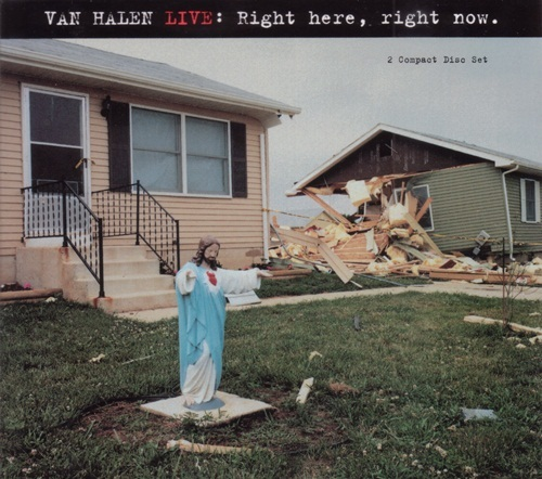 1993 - Live - Right Here, Right Now (2 CD)